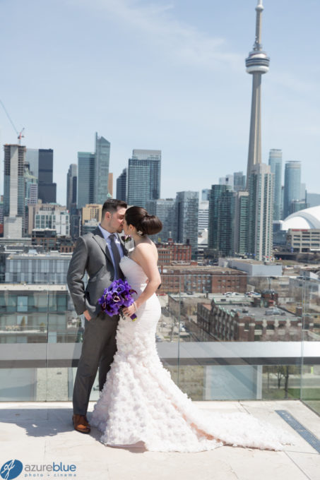 e20be48ce1fa Thompson Hotel is in a unique class of venues in Toronto for wedding  photography. Infinity pool. Check. Gorgeous rooms. Check. Style to spare.  Check.