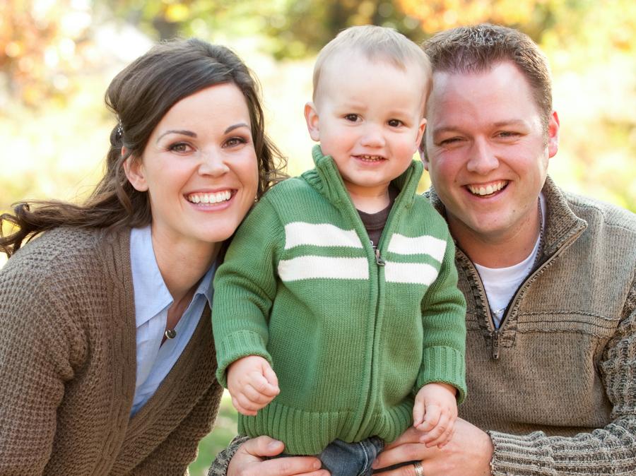 A Fall Family Shoot