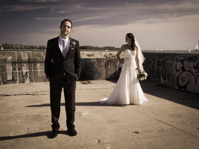 Toronto Islands Wedding and Engagements