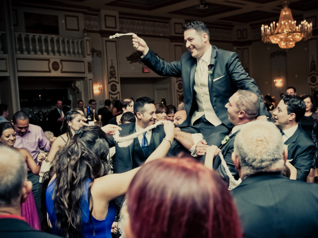 Cristina and Peter's Wedding
