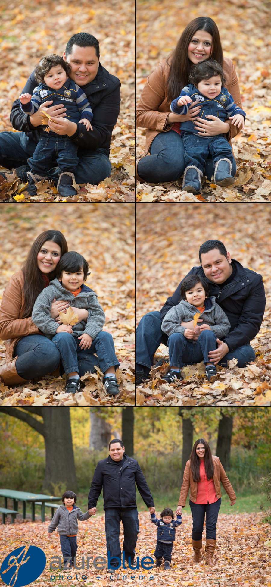 Magy & Jorge Family Shoot