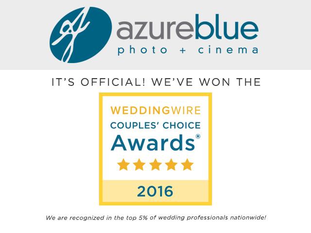 2016 Couples Choice Award
