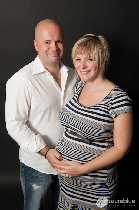 Sharla and Luke Maternity