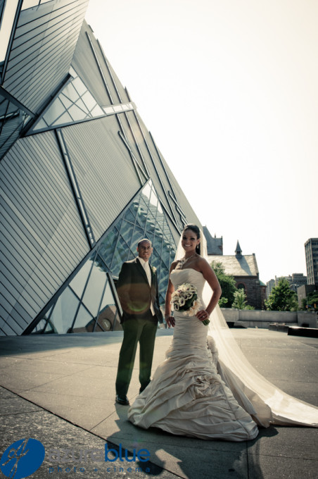 ROM, Royal Ontario Museum, Toronto, Wedding Photography