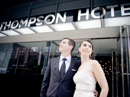 Thompson Hotel in Toronto