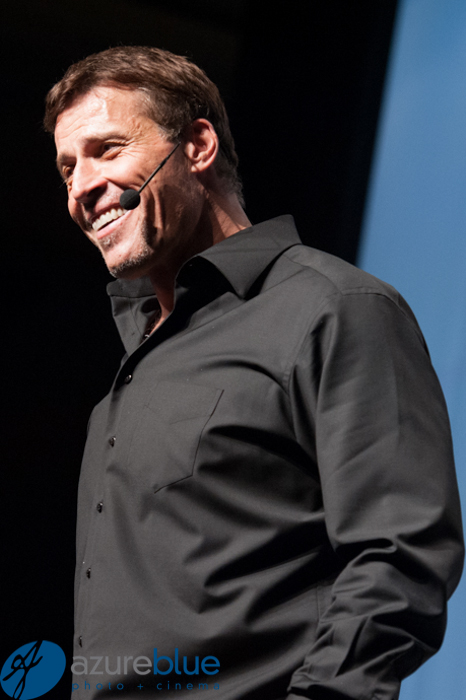 Anthony Robbins Event and Legacy Mastery