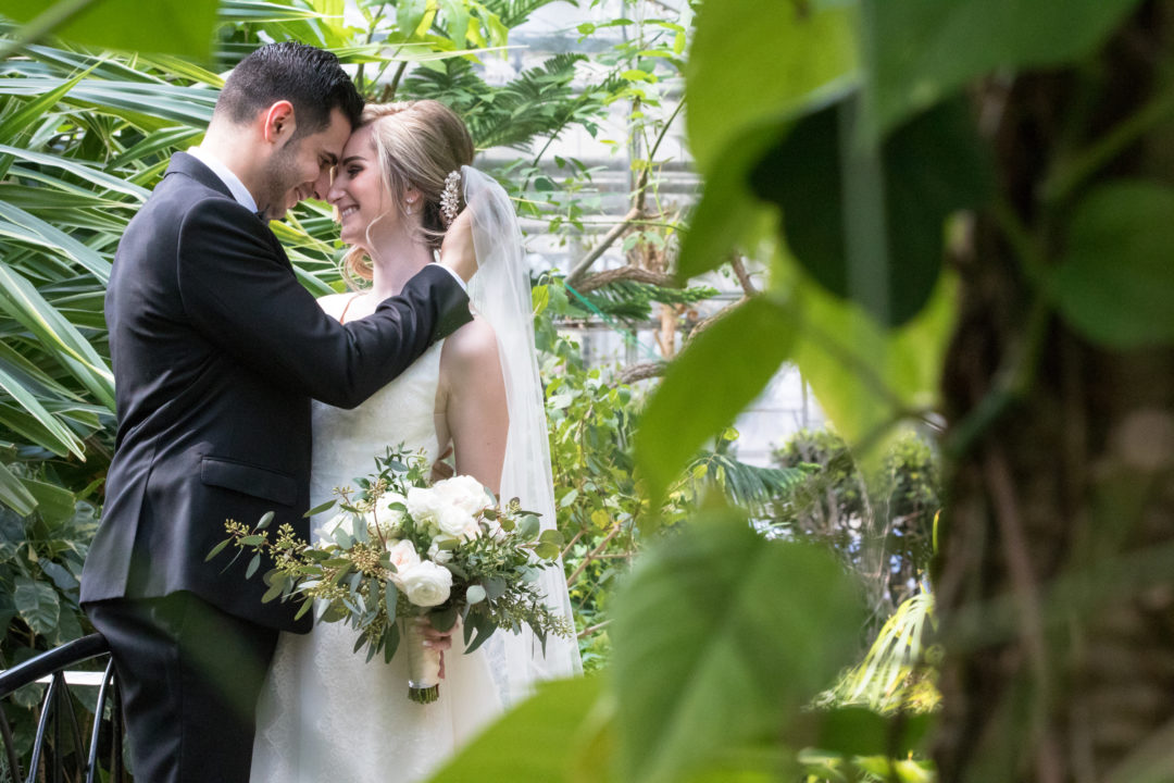 Centennial park Greenhouse, Etobicoke, Toronto, wedding photography, indoor photo location