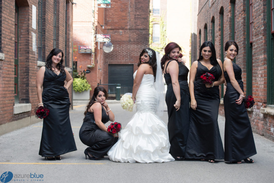 Liberty Village Weddings and Engagements