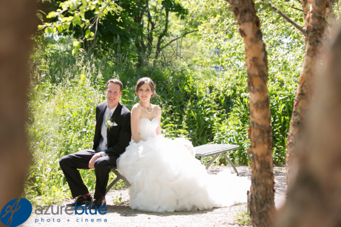 Humber Arboretum, Humber college, wedding photography
