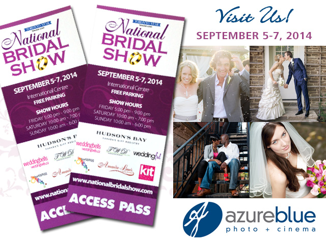 2014 Fall National Bridal Show
