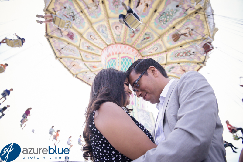 Sharon and Angel's Engagement at the CNE