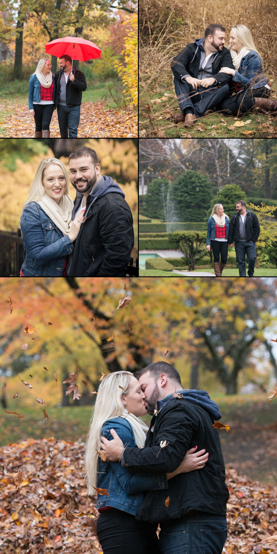 Angela and Mark's Second Engagement