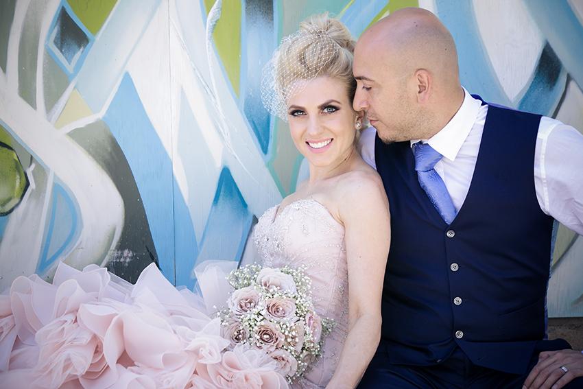 Patrizia and John's Wedding