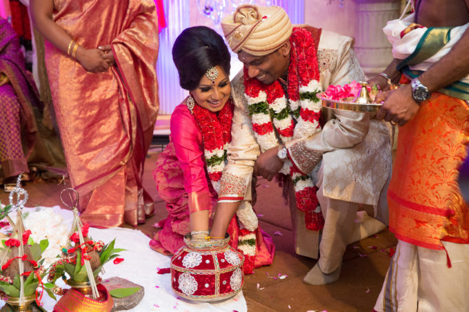South asian wedding, indian wedding, hindu wedding