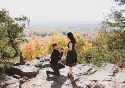 engagement shoot, wedding photography, Toronto, Rattlesnake point
