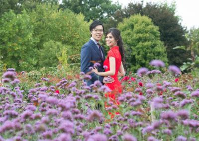engagement shoot, wedding photography, Toronto, Botanical gardens