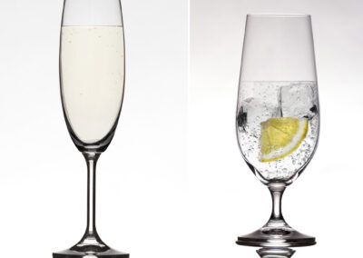 product photography, studio photography, wine glasses